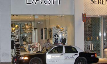 Επιχείρησαν να κάψουν το μαγαζί των αδερφών Kardashian