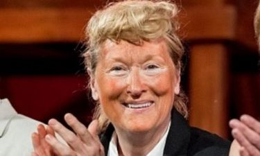 Βίντεο για πολύ κλάμα: Η Meryl Streep μεταμορφώθηκε σε… Donald Trump