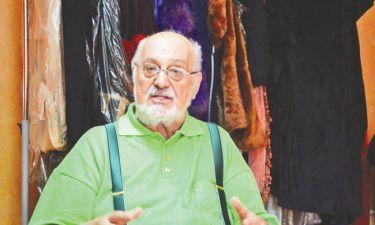Ο Γεωργουσόπουλος αισθάνεται ηλίθιος και κινδυνεύει να του κάνουν κατάσχεση για το Μουσείο