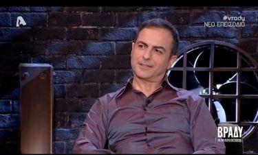 Νεκτάριος Σφυράκης: «Είμαι με τη γυναίκα μου από δική της πρωτοβουλία»