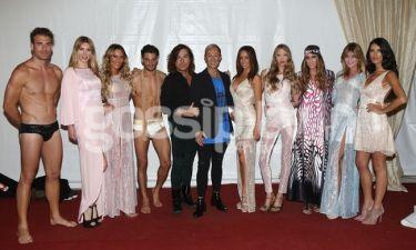 Εντυπωσιακό fashion show από τον Βασίλειο Κωστέτσο