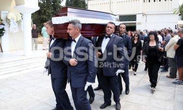 Το τελευταίο αντίο στον Νίκο Τριανταφυλλίδη- Η επιθυμία της οικογένειας