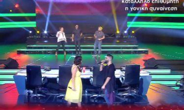 «The X Factor»: Ο Σάκης έδωσε το σύνθημα και το 4ο live του σόου ξεκινά!