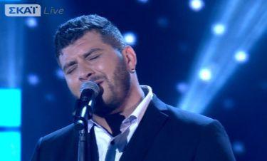 «The X Factor»: Πιλάτος Κουνατίδης: Άνοιξε το σόου και ξεσήκωσε το κοινό