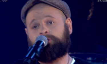 «The X Factor»: Αλέξανδρος Πιτσάνης: Ερμήνευσε Νταλάρα και… έσκισε