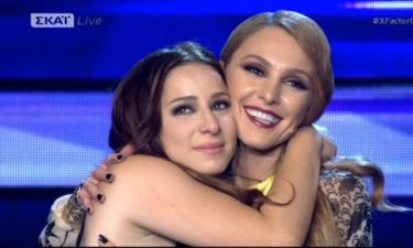X-Factor: Χριστίνα Ζάντη: «Η μέρα δεν ήταν καλή από το πρωί»