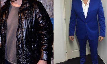 Γνωστός Έλληνας τραγουδιστής μείον 27 κιλά! Η λατρεία στο φαγητό και η απομόνωση στο σπίτι!