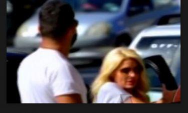 Ελένη Μενεγάκη: Έξοδος με τον αδελφό της - Δείτε πού πήγαν