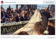 Oι πρώτες φωτογραφίες από τον παραμυθένιο γάμο του γιου του Ιβάν Σαββίδη!