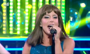 YFSF 3: Josephine: Παρά το τεχνικό πρόβλημα εντυπωσίασε ως Taylor Swift