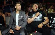 Μακρόπουλος-Τάσσου: Πήραν μια χαρά μόλις είδαν τους φωτογράφους...!