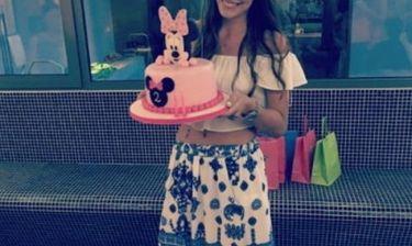 H κόρη της έγινε δύο χρονών και έκανε ένα εντυπωσιακό πάρτι