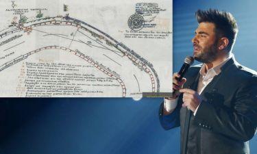 Παντελής Παντελίδης: Αυτό είναι το σχεδιάγραμμα της Τροχαίας για την πορεία που διέγραψε το τζιπ!