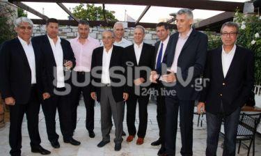 Συγκινητικές στιγμές: Επέτειος με τους πρωταγωνιστές του Ευρωμπάσκετ του '87