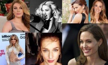 Γνωρίζετε πόσα παιδιά έχουν οι διάσημες μαμάδες; Κάντε το τεστ