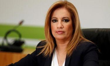 Φώφη Γεννηματά: «Είμαι μια τυπικά προστατευτική Ελληνίδα μάνα»