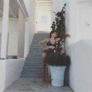 Τσιμτσιλή: Η φωτογραφία της με μπικίνι και ο ρολος της... γλάστρας