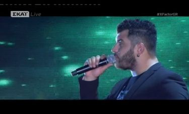 «The X Factor»: Πιλάτος: Τραγούδησε Ρέμο και κέρδισε τις εντυπώσεις