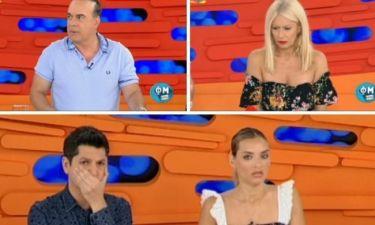 Σοκαρίστηκαν οι παρουσιαστές του «ΦΜ live» με τις δηλώσεις Βέλιου περί ευθανασίας του