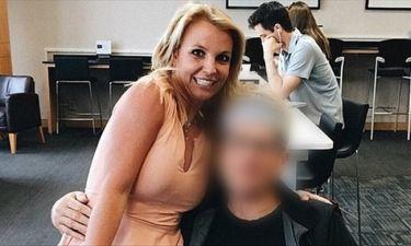 Η γκάφα γνωστού ηθοποιού - Δεν αναγνώρισε τη Spears και πόζαρε μαζί της περνώντας τη για θαυμάστρια