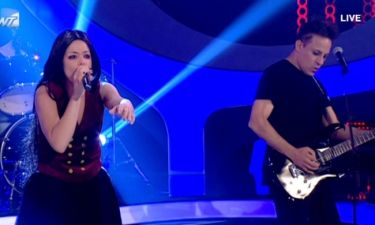 YFSF 3: Josephine: Εντυπωσίασε τους κριτές ως Amy Lee των Evanescence