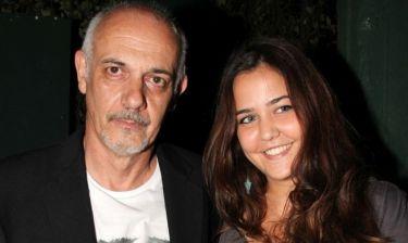 Γιορτή του Πατέρα: Κιμούλης: Η «τρυφερή» φωτογραφία που «ανέβασε» η κόρη του για να του ευχηθεί