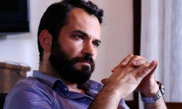 Serdar Ozer: Δείτε τον σκληρό «Μακσούτ» σε απογευματινή βόλτα με τον γιο του