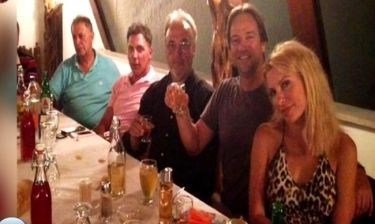 Μενεγάκη-Παντζόπουλος: Το γλέντι και το τσιμπούσι στη Νάξο