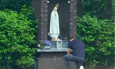 Αλβάρο ντε Μιράντα: Μετά το σκάνδαλο ότι απάτησε την Ωνάση... προσεύχεται
