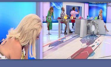 Το απίστευτο λάθος στην εκπομπή της Χριστίνας Λαμπίρη που «λιώσαμε» στο γέλιο!