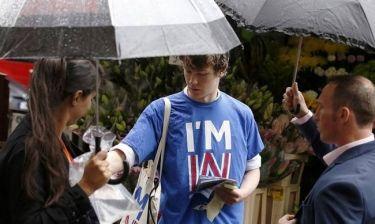 Οι βρετανικές εφημερίδες παίρνουν θέση για το δημοψήφισμα