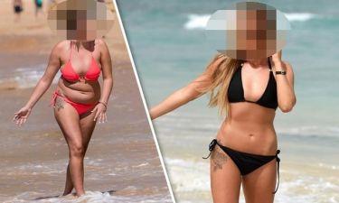 Τεράστια αλλαγή στο σώμα της - Έχασε 19 κιλά σε 7 μήνες και κολάζει με το μπικίνι της