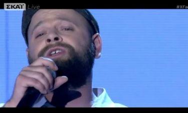 «The X-factor»: Ο Πιτσάνης τραγούδησε στα ιταλικά