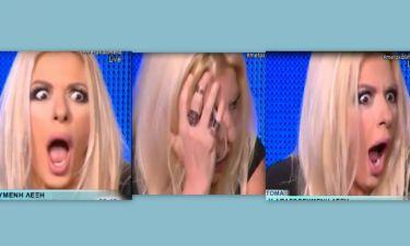 Σοκαρίστηκε η Πάνια από τις βωμολοχίες που ακούστηκαν on air στο Parole