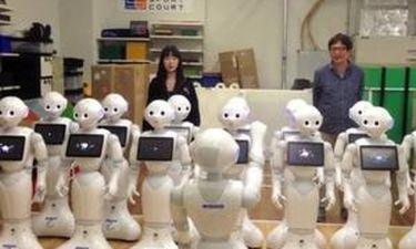 Ρομπότ τραγουδούν Μπετόβεν