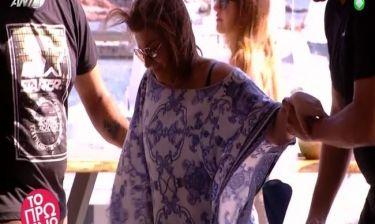 Το Πρωινό: Υποβασταζόμενη η Αργυρώ Μπαρμπαρίγου στην τελευταία εκπομπή