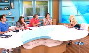 Η απίστευτη γκάφα της Ελένης on air