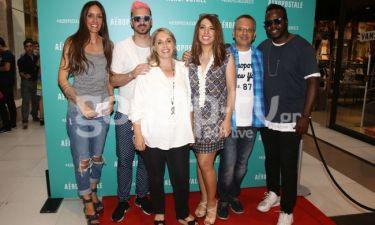 Αμερικάνικο Brand ήρθε και στην Ελλάδα και έκανε το Opening Party  του με celebrity παρουσίες