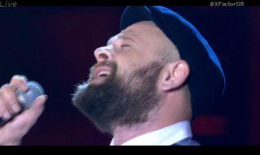 The X-Factor: Ο Αλέξανδρος Πιτσάνης ξεσήκωσε το κοινό