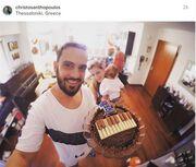 Τα πρώτα γενέθλια του γιου γνωστού Έλληνα παρουσιαστή