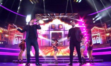 The X Factor: «Έσκισαν» και στη δεύτερη εμφάνιση τους οι Stereo Soul