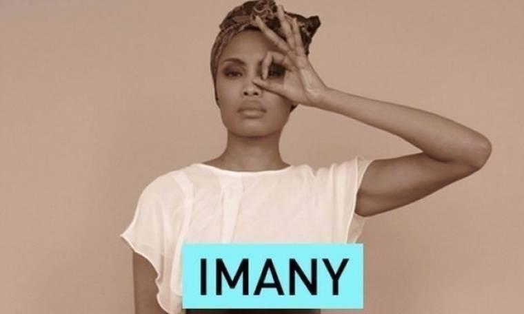 Imany: Η αφρικανική ταυτότητα, η λατρεία για τη Houston και τα πρότυπα