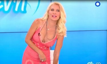 Κόλαση η Μενεγάκη - Δε θα πιστεύετε τι είπε συνεργάτης της on air