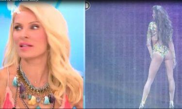 «Κόκκαλο» η Ελένη με την σέξι εμφάνιση της Στικούδη στα Mad VMA