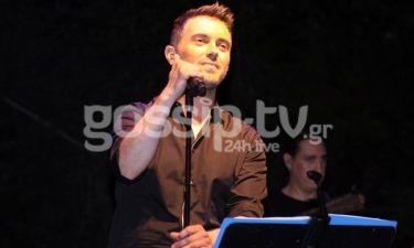 Μιχάλης Χατζηγιάννης: Τραγούδησε στο Φεστιβάλ του δήμου Αμαρουσίου