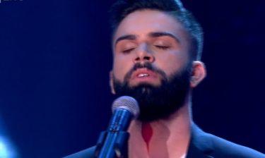 The X Factor: Ημιτελικός: Ανδρέας Λέοντας: Με ένα δυνατό ζεϊμπέκικο αλλά και… διαφωνίες