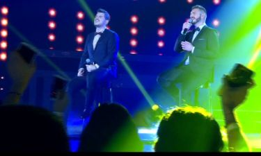The X Factor: Ημιτελικός: Η συγκινητική μπαλάντα – Αποθεώθηκαν οι Stereo Soul