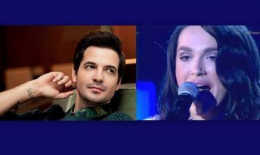 The X Factor: Το μήνυμα του Νίνο στην Τάνια Μπρεάζου