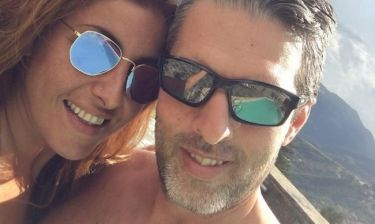 Παπαρίζου-Καψάλης: Η πρώτη επέτειος γάμου και το μήνυμα της στο instagram