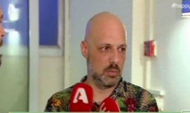 Νίκος Μουτσινάς: «Μαύρη ήταν η ώρα που μίλησα στον Φώτη και τη Μαρία. Βλακεία μου»